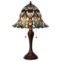 """Veioza """"Old Colors Tiffany"""", Clayre & Eef"""