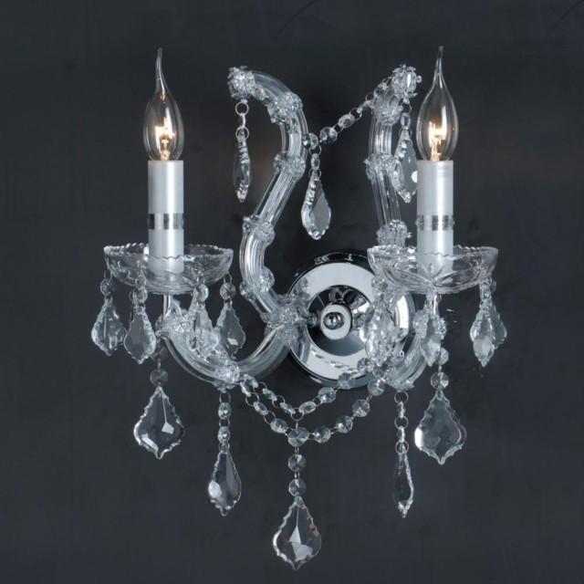 Lampa de perete, Clayre & Eef