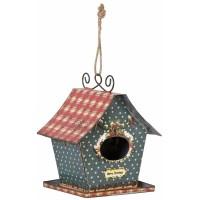 Casuta decorativa pentru pasari, Clayre & Eef