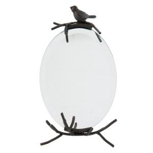 """Oglinda de masa """"Bird"""", Clayre & Eef"""