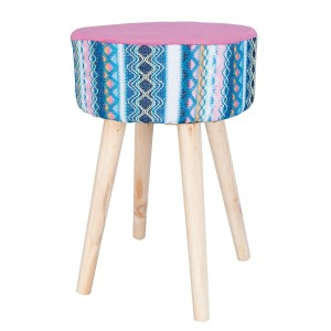 Scaun Colorful Stripes, Clayre & Eef