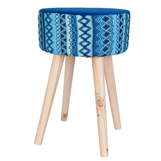 Scaun Blue Stripes, Clayre & Eef