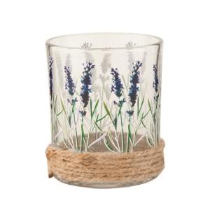 """Suport lumanare votive """"Gorgeous Lavender"""", Clayre & Eef"""