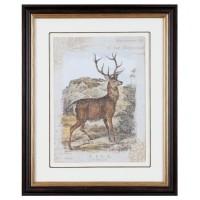 """Tablou """"Deer"""", Clayre & Eef"""