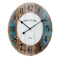 "Ceas ""New York"" 50*4*60 cm, Clayre & Eef"