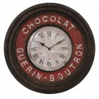 "Ceas ""Chocolat"" Ø 47*6 cm, Clayre & Eef"