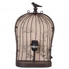"""Lampa de perete """"Bird Cage"""", Clayre & Eef"""