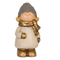 Decoratiune Winter Girl, Clayre & Eef