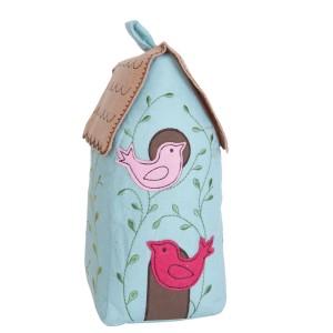 """Opritor pentru usa """"Bird House"""", Clayre & Eef"""