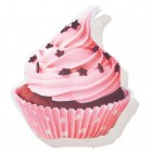 """Perna decorativa """"Cupcake"""" 40*45 cm, Clayre & Eef"""