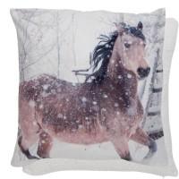 Fata de perna Winter Horse