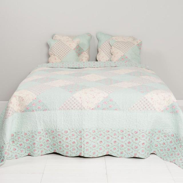 "Cuvertura ""Romantic Bedroom"" Large 230*260 cm, Clayre & Eef"