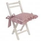 "Perna pentru scaun ""The Animal Parade"" 40*40 cm, Clayre & Eef"