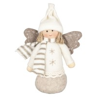 Papusa decorativa Sweet Angel, Clayre & Eef