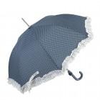 "Umbrela pentru copii ""White Dots - Blue"", Clayre & Eef"