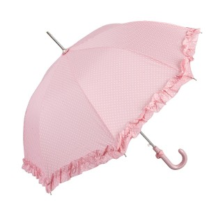 "Umbrela pentru copii ""White Dots - Pink"", Clayre & Eef"