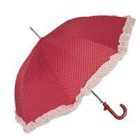 "Umbrela pentru copii ""White Dots - Red"", Clayre & Eef"