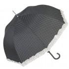 "Umbrela pentru copii ""White Dots - Black"", Clayre & Eef"