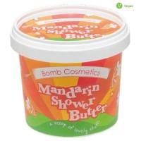 Unt pentru dus Mandarine & Orange Bomb Cosmetics, 365ml