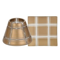 Accesoriu Borcan Mic Golden Etched Glass, Yankee Candle
