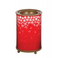Arzator tarte Red and Gold Snowfall, Yankee Candle