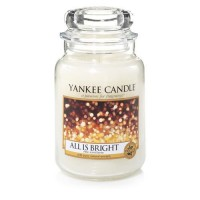 Lumanare Parfumata Borcan Mare All Is Bright, Yankee Candle