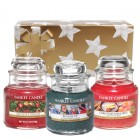 "Set Cadou ""Festive Feelings"", Yankee Candle"