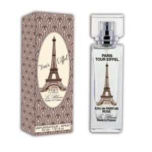 Apa de parfum Paris Rose 50ml, Le Blanc
