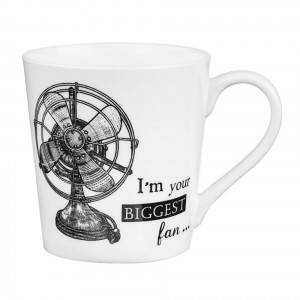 """Cana About Time """"I'm your BIGGEST Fan"""" 300ml, Churchill"""