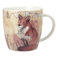 "Cana Alex Clark Mellow Yellow ""Bunting Fox"" 400ml, Churchill"