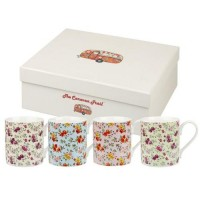 Set 4 Cani Caravan - Chintz