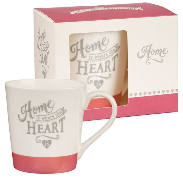 """Cana Chasing Rainbows """"Home is where the HEART is"""" 300ml, Churchill"""