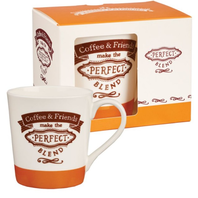 """Cana Chasing Rainbows """"Coffee and Friends make the PERFECT blend"""" 300ml, Churchill"""
