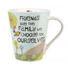 "Cana The Good Life ""Friends are the FAMILY we choose for ourselves"" 360ml, Churchill"