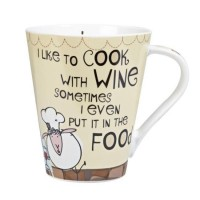 Cana The Good Life - Cook with Wine