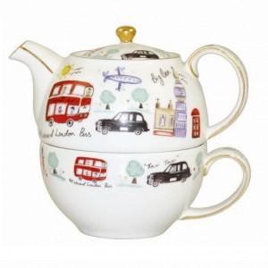 Tea for One James Sadler - London Travel