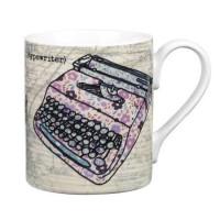 Cana Caravan - Retro Typewriter