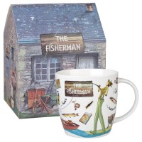 "Cana At Your Leisure Giftbox ""The Fisherman"" 400ml, Churchill"