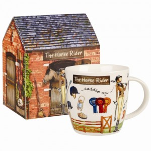 """Cana At Your Leisure Giftbox """"Horse Rider"""" 400ml, Churchill"""