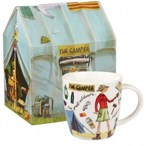 """Cana At Your Leisure Giftbox """"The Camper"""" 400ml, Churchill"""