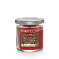 Lumanare parfumata Pahar Mic Red Apple Wreath, Yankee Candle