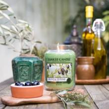 Olive & Thyme Large Jar