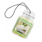 Odorizant Auto Car Jar Ultimate Vanilla Lime, Yankee Candle