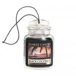 Odorizant Auto Car Jar Ultimate Black Coconut, Yankee Candle