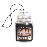 Odorizant Auto Car Jar Ultimate Black Coconut, Yankee Candle