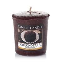 Lumanare Parfumata Votive Cappuccino Truffle, Yankee Candle