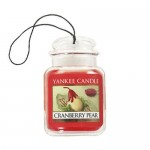 Odorizant Auto Car Jar Ultimate Cranberry Pear, Yankee Candle