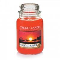 Lumanare Parfumata Borcan Mare Serengeti Sunset, Yankee Candle
