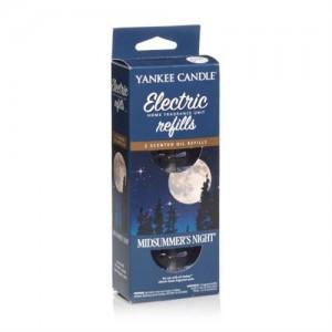 Set 2 rezerve electrice Midsummer's Night, Yankee Candle