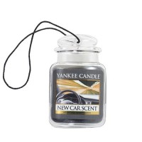 Odorizant Auto Car Jar Ultimate New Car, Yankee Candle